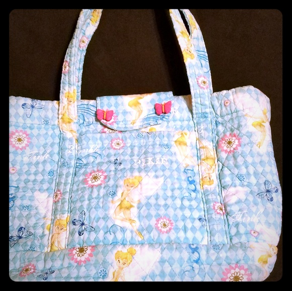 Handbags - Fairy diaper bag